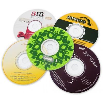 Печать на CD-R