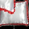 Подушка прямоугольник (с каймой, без каймы)